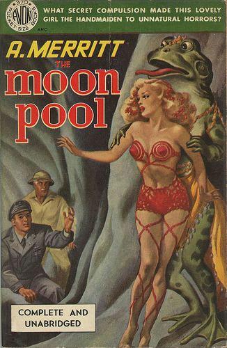 A. Merritt A Merritt and Plausible Science Fiction Kirkus Reviews