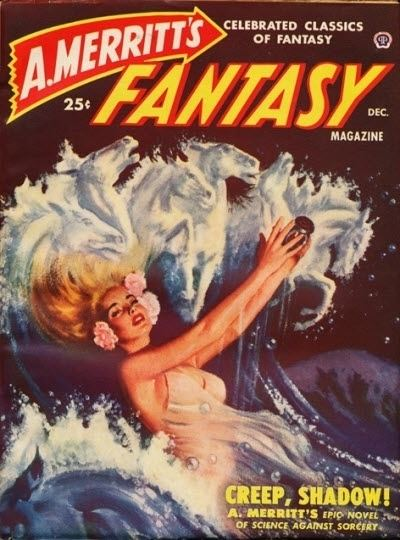 A. Merritt's Fantasy Magazine