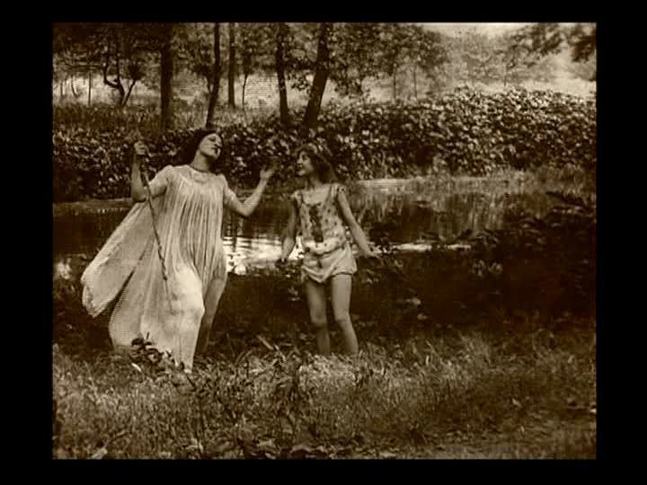 A Midsummer Night's Dream (1909 film) A Midsummer Nights Dream 1909 A Silent Film Review Movies Silently