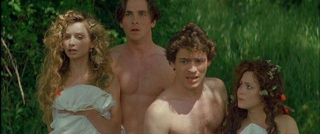 A Midsummer Nights Dream (1999 film) movie scenes  A Midsummer Night s Dream 1999