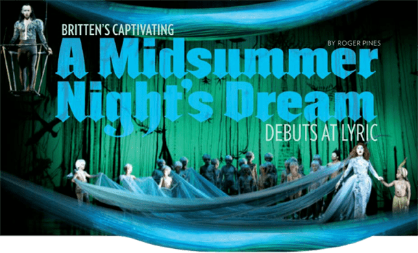 A Midsummer Night's Dream (opera) A Follow Spot ISU Theatre and Dance Ready to Spring Forward into