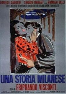 Una storia milanese movie poster