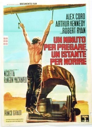 A Minute to Pray, a Second to Die (film) A Minute to Pray A Second to Die review The Spaghetti Western