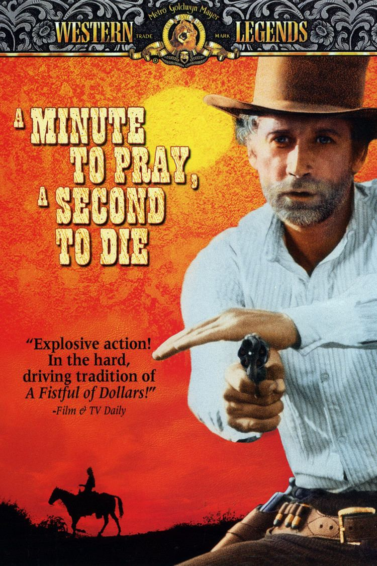 A Minute to Pray, a Second to Die (film) wwwgstaticcomtvthumbdvdboxart3023p3023dv8
