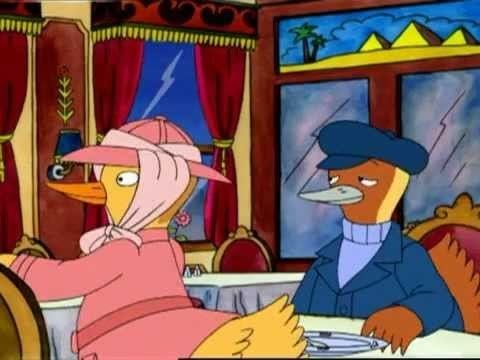 A Miss Mallard Mystery A Miss Mallard Mystery Ep 15 Express Train to Trouble YouTube