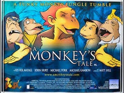 A Monkey's Tale Cartoon A Monkeys Tale Movie YouTube