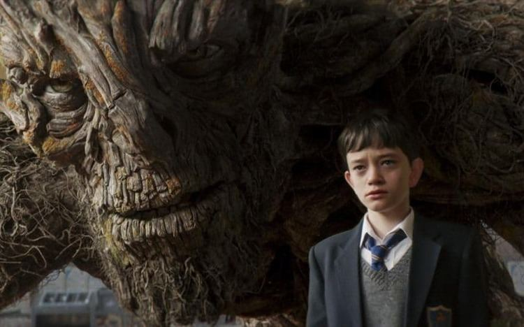 A Monster Calls (film) A Monster Calls review a luscious painterly fantasy overcast with