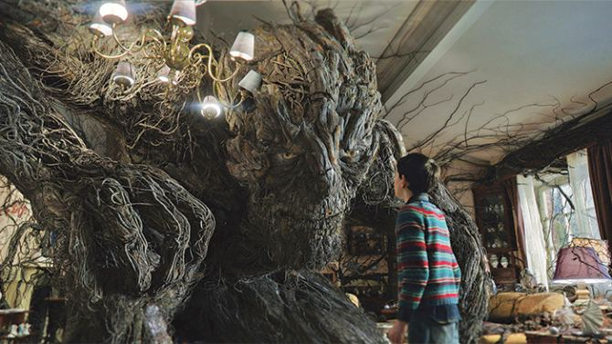 A Monster Calls (film) International Collaboration Created VFX for A Monster Calls Variety