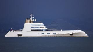 A (motor yacht) MOTOR YACHT A yacht Boat International