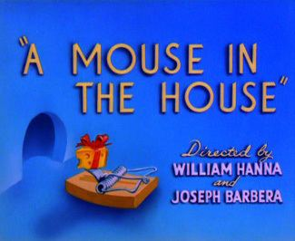 A Mouse in the House movie poster