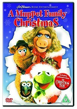 A Muppet Family Christmas A Muppet Family Christmas The Christmas Toy DVD Amazoncouk