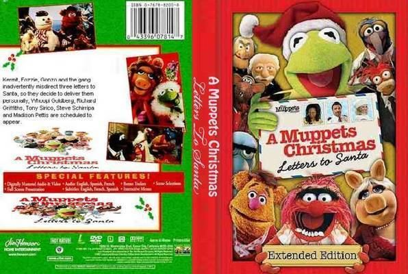 A Muppets Christmas: Letters to Santa movie scenes The Muppets A Muppet Christmas Letters to Santa