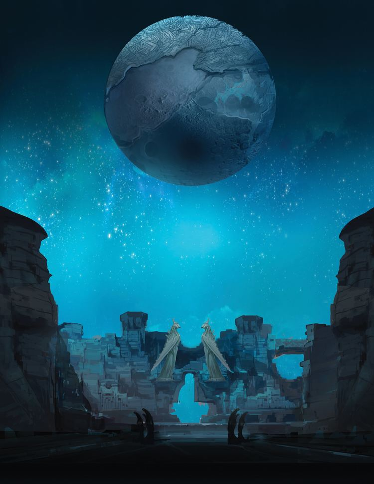 A Mysterious World Eclipse Explore a mysterious world in VR The Race for VR