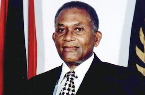 A. N. R. Robinson Trinidad and Tobago Mourns Loss of Former PM ANR Robinson