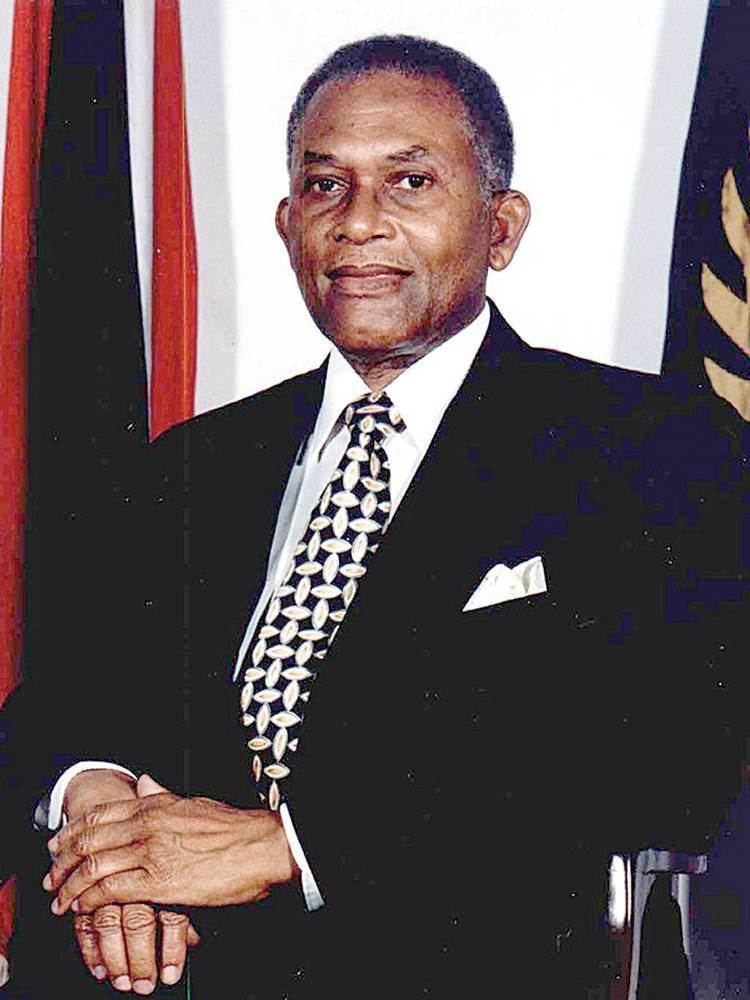 A. N. R. Robinson Caribbean Elections Biography Arthur Napoleon Raymond