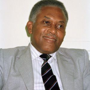 A. N. R. Robinson Coalition Mourns Passing of ICC Champion ANR Robinson