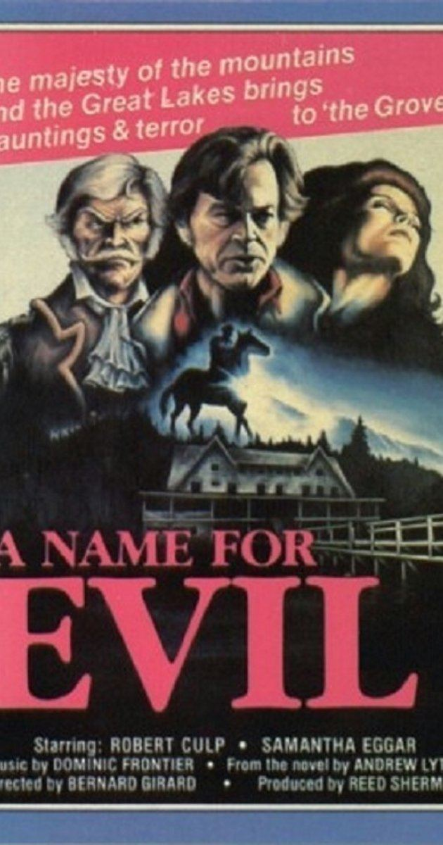A Name for Evil A Name for Evil 1973 IMDb
