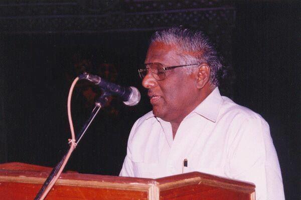 A. Natarajan Prasar Bharati Parivar Obituary A Natarajan former Director of