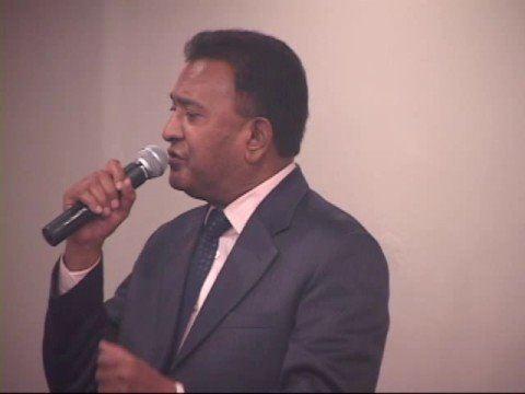 A. Nayyar Legendary Gospel Singer A Nayyar from Pakistan YouTube