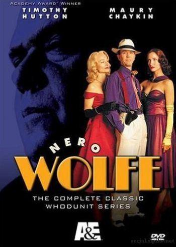 A Nero Wolfe Mystery A Nero Wolfe Mystery Series TV Tropes