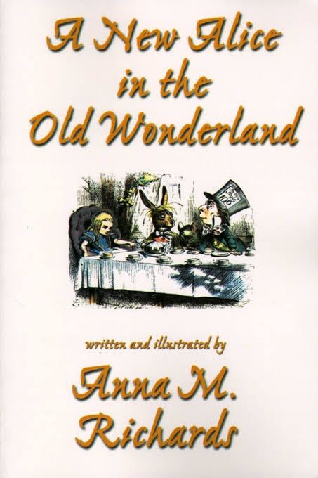 A New Alice in the Old Wonderland t1gstaticcomimagesqtbnANd9GcS1iIDvGSVpAYXGD0