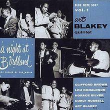 A Night at Birdland Vol. 1 httpsuploadwikimediaorgwikipediaenthumba
