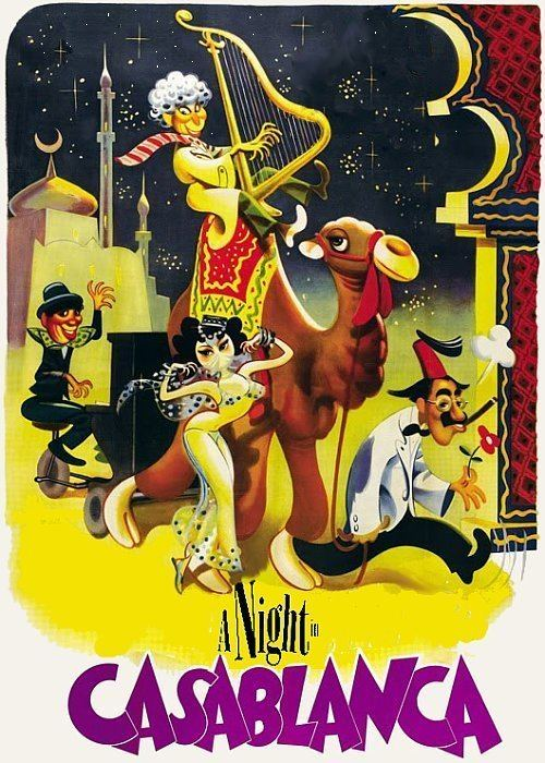 A Night in Casablanca Marxology A Night In Casablanca The Marx Brothers