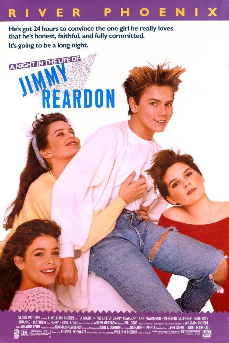 A Night in the Life of Jimmy Reardon wwwgstaticcomtvthumbmovieposters10642p10642