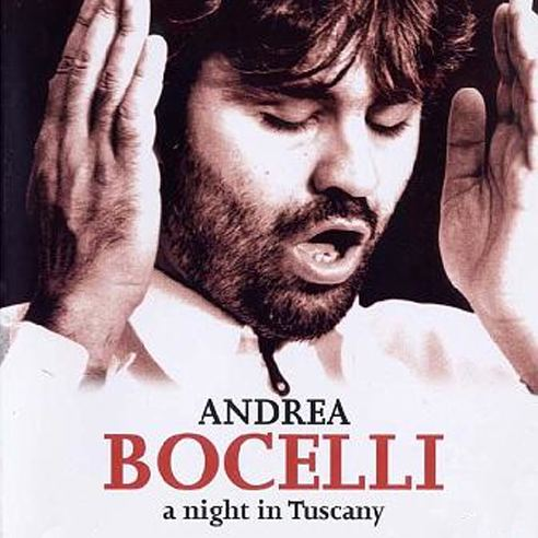 A Night in Tuscany Andrea Bocelli A Night in Tuscany DVD Official Website