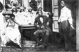 A Night Out (musical) httpsuploadwikimediaorgwikipediaenthumb9