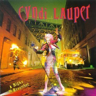 A Night to Remember (Cyndi Lauper album) httpsuploadwikimediaorgwikipediaen229AN