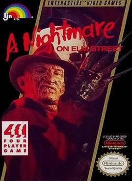 A Nightmare on Elm Street (video game) httpsuploadwikimediaorgwikipediaen330AN