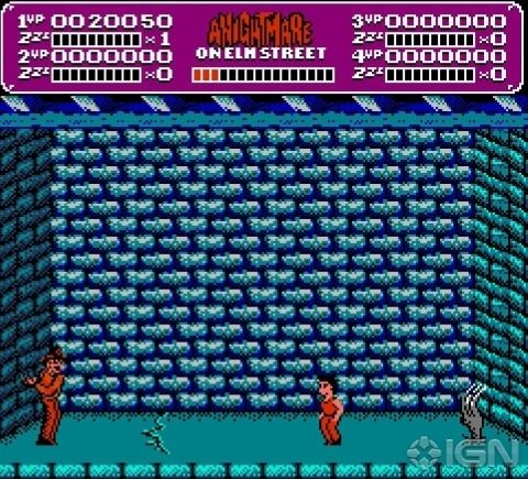 A Nightmare on Elm Street (video game) An NES Nightmare on Elm Street IGN