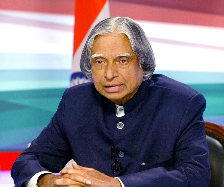 A. P. J. Abdul Kalam wwwthefamouspeoplecomprofilesimagesapjabdu