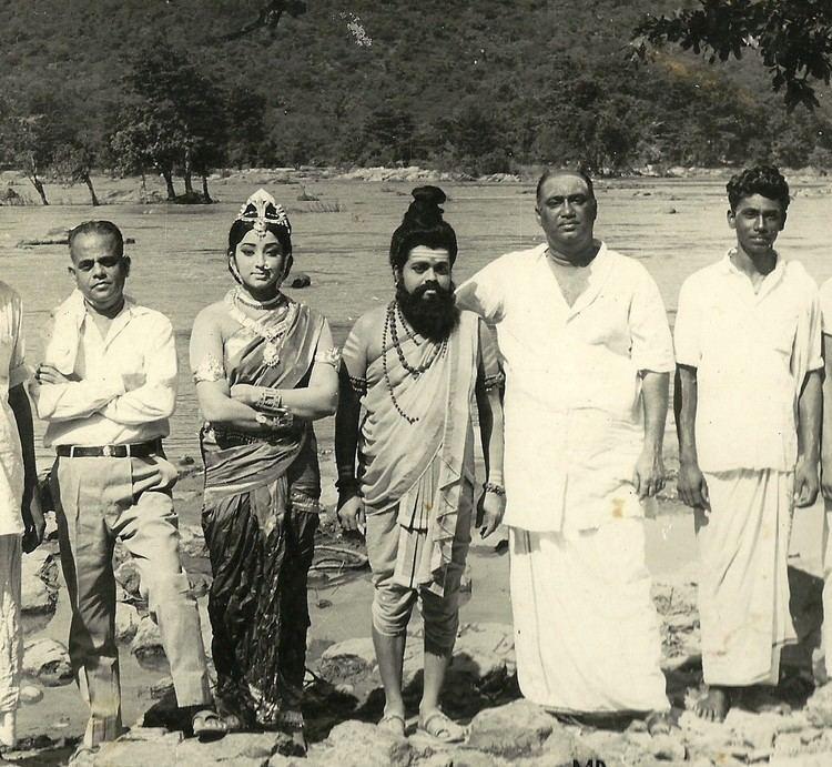 A. P. Nagarajan Mohan39s Musings APNagarajan The Myth Master