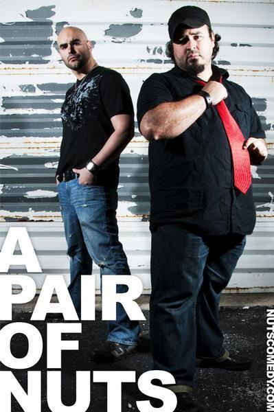 A Pair of Nuts: The Comedy Duo Tempe Improv A Pair of Nuts