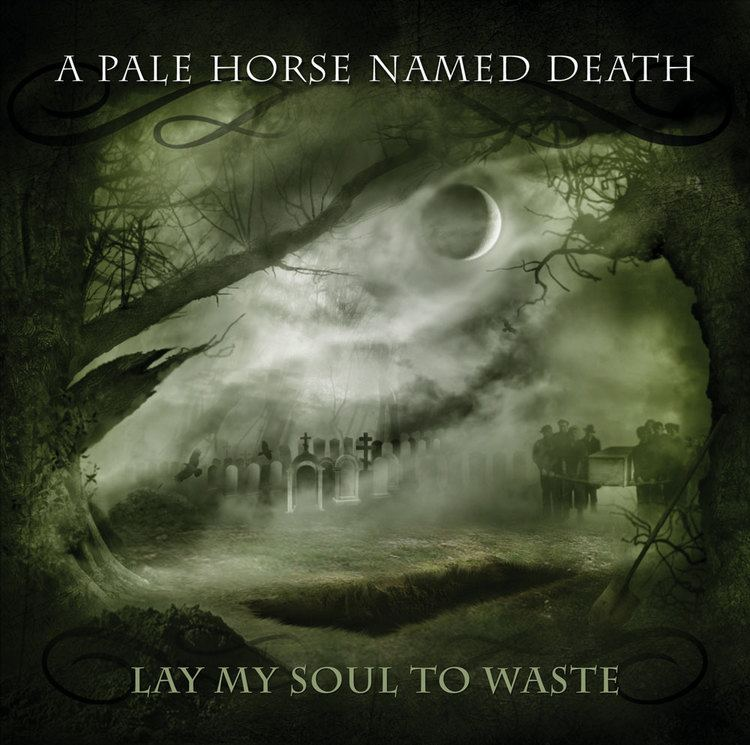 A Pale Horse Named Death Exclusive Track Premiere A Pale Horse Named Death quotThe Needle in