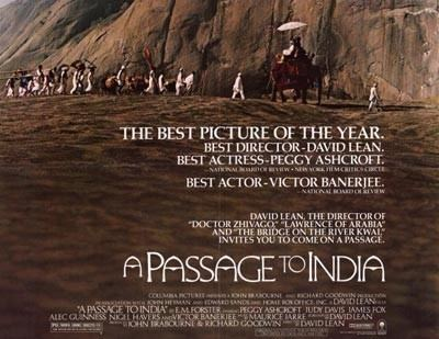 A Passage to India (film) A Passage to India Slow Cooked Coconut Chicken Curry Lucy Lean