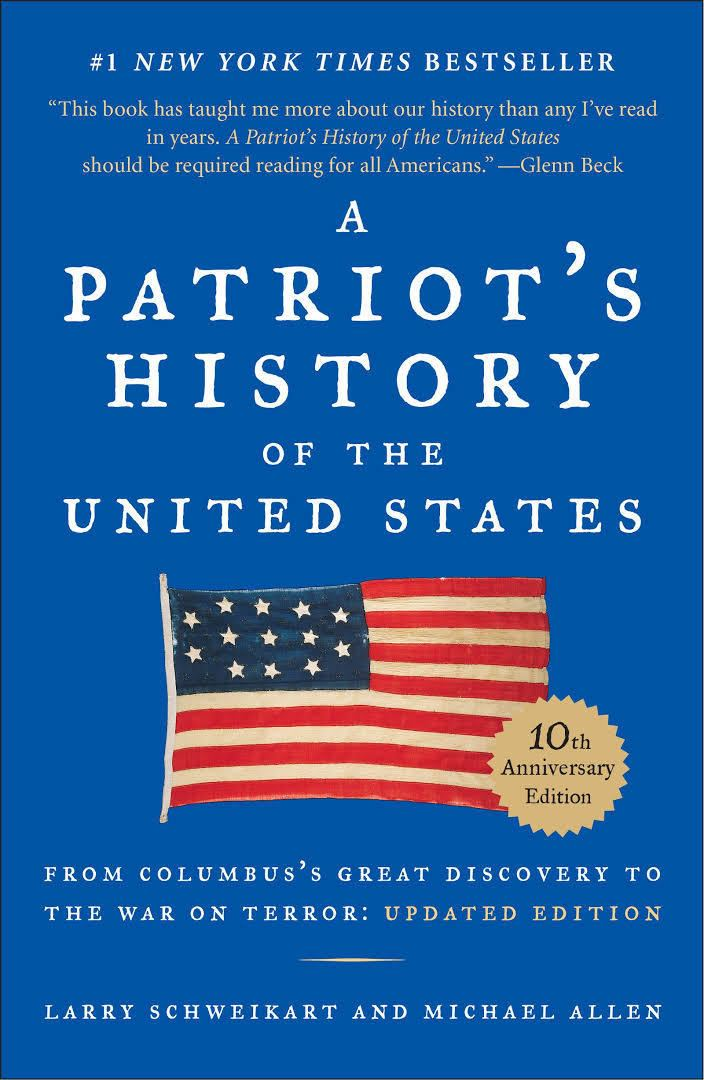 A Patriot's History of the United States t3gstaticcomimagesqtbnANd9GcRidg8Svk9bzXc1l
