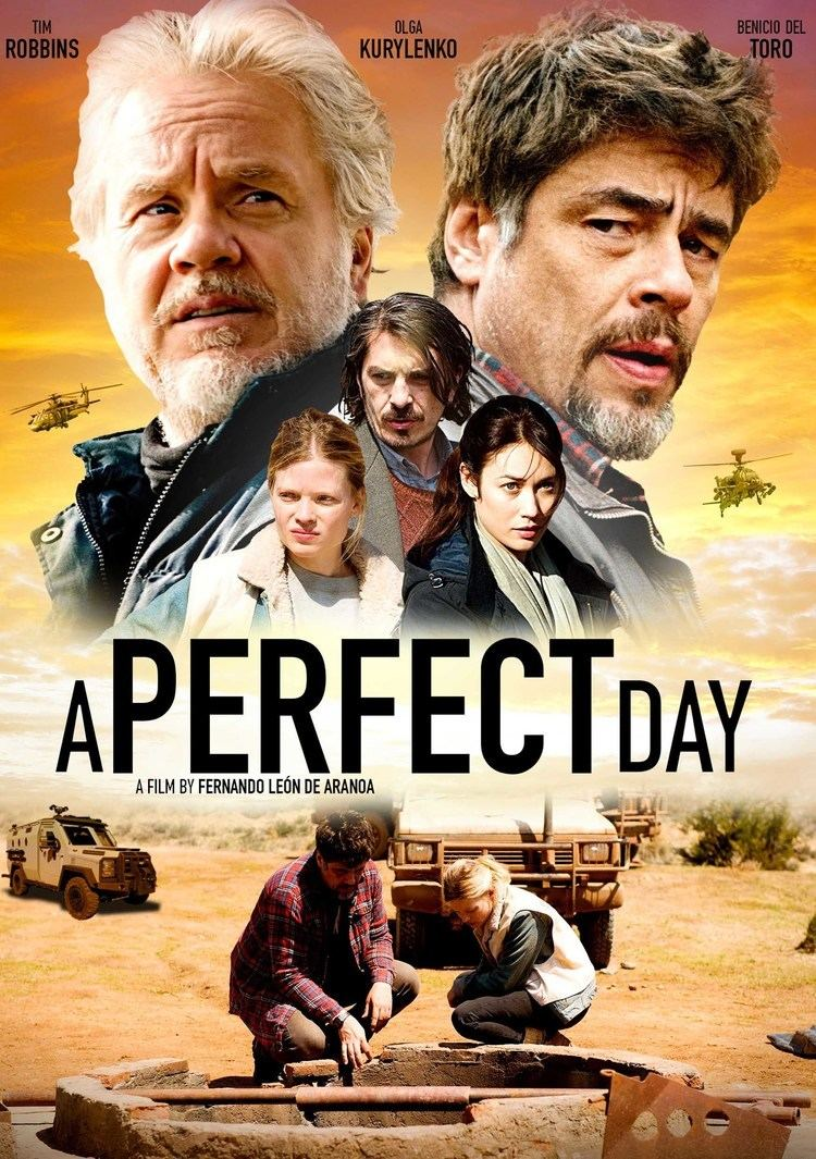 A Perfect Day (2015 film) Saturday Matinee A Perfect Day Manlius Library