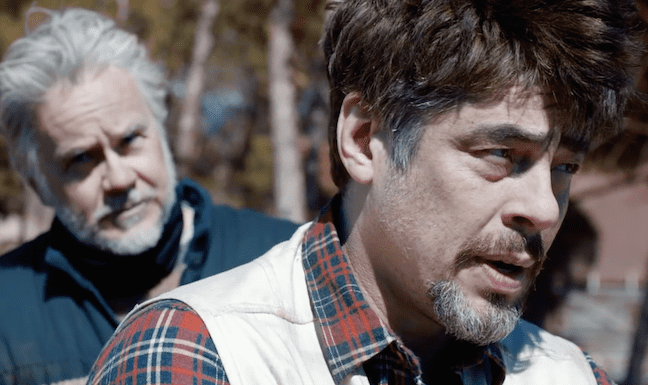 A Perfect Day (2015 film) Benicio Del Toro in A Perfect Day Cannes Review Hollywood Reporter