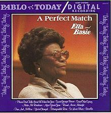 A Perfect Match (Ella Fitzgerald album) httpsuploadwikimediaorgwikipediaenthumb1