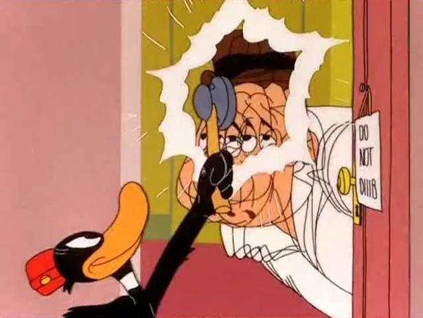A Pest in the House Daffy Duck Ep 43 A Pest In The House Video Dailymotion