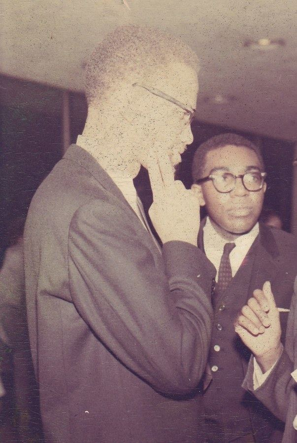 A. Peter Bailey Learning from Brother Malcolm X by A Peter Bailey by Story Center