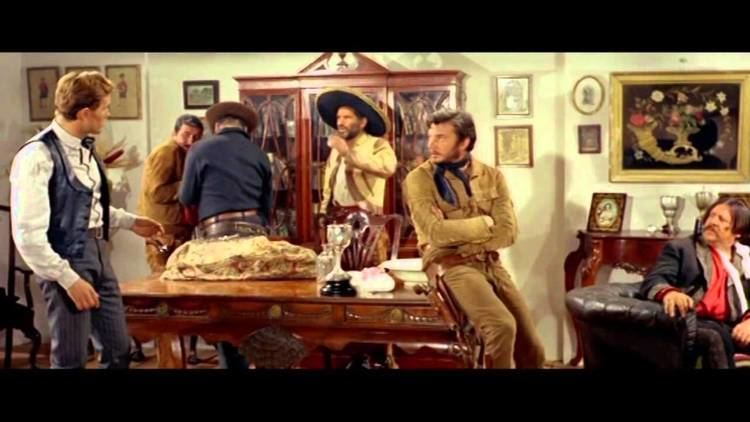 A Pistol for Ringo A Pistol for Ringo 1965 Unamerican Western Review english YouTube