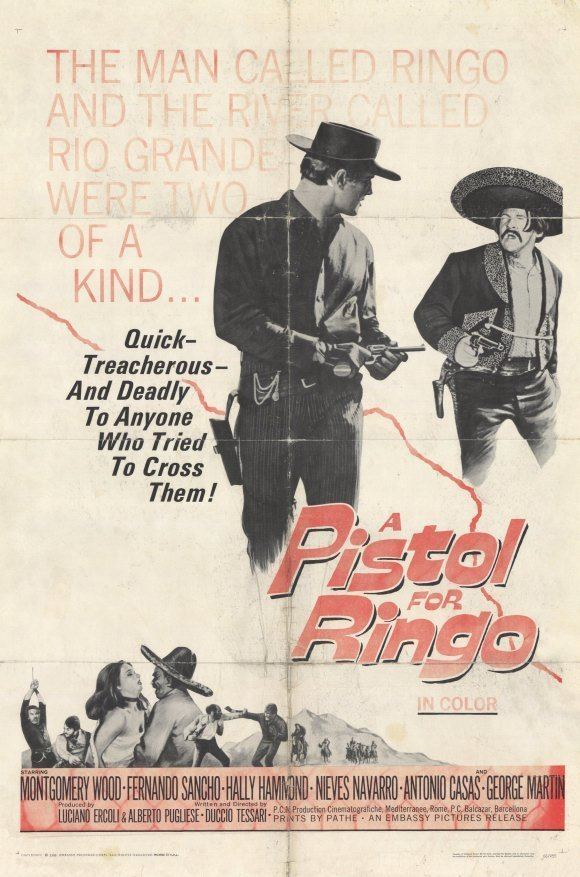 A Pistol for Ringo A Pistol for Ringo Movie Posters From Movie Poster Shop