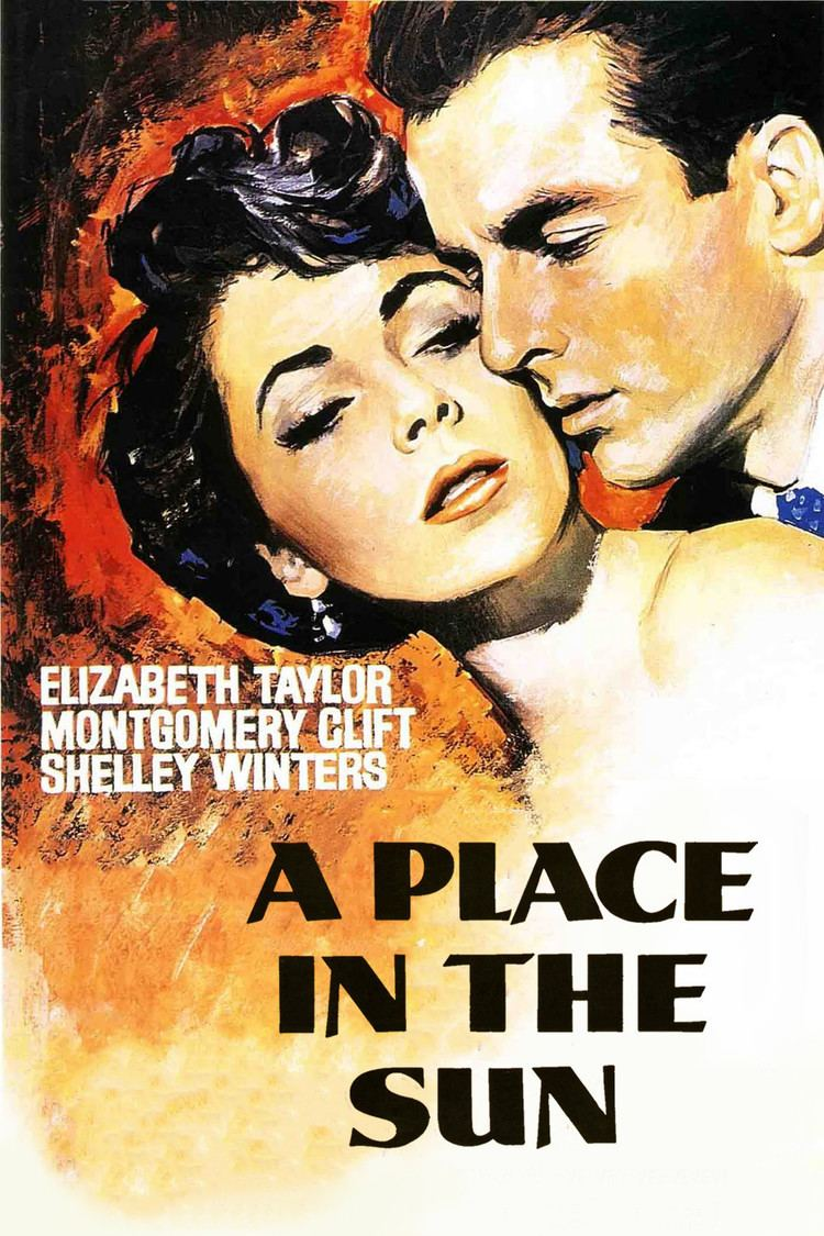 A Place in the Sun (film) A Place in the Sun 1951 George Stevens Mardaweh Tompo A