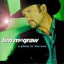 A Place in the Sun (Tim McGraw album) httpsuploadwikimediaorgwikipediaenthumb8
