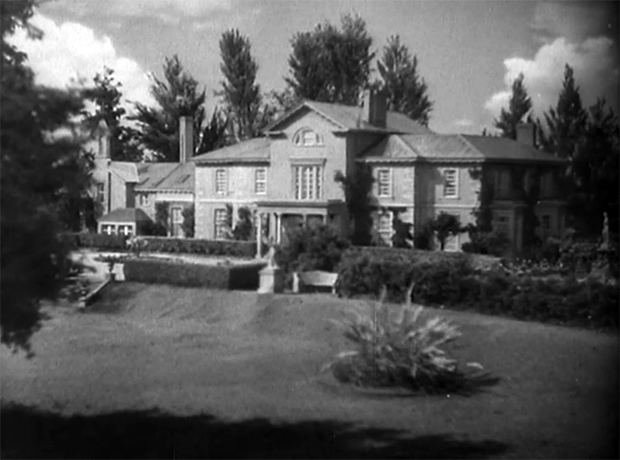 A Place of Ones Own movie scenes A PLACE OF ONE S OWN features James Mason as an elderly retiree who buys a large estate in the English countryside called Bellingham House