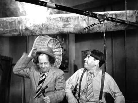 A Plumbing We Will Go The Three Stooges 046 A Plumbing We Will Go 1940 FUNNY